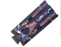 2016 Mens Suspender and Bow Tie Set
