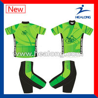 Printed Wholesale Bike jersey for Competition