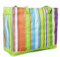 cooler bag/ picnic cooler bag for food/ customized popular lunch cooler bag