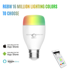 Automation LE3 Smart LED Light Bulb, WiFi Light, Multicolored LED Bulbs For Smartphone Controlled Daylight & Night Light