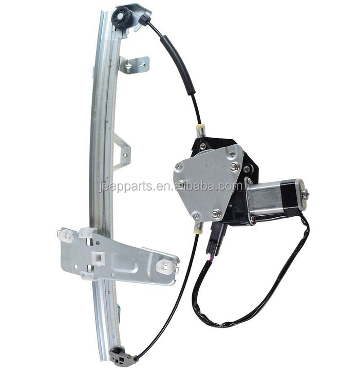 Front Right Side Power Window Regulator 55363286AD for 2000-2004 Jeep Grand Cherokee WJ