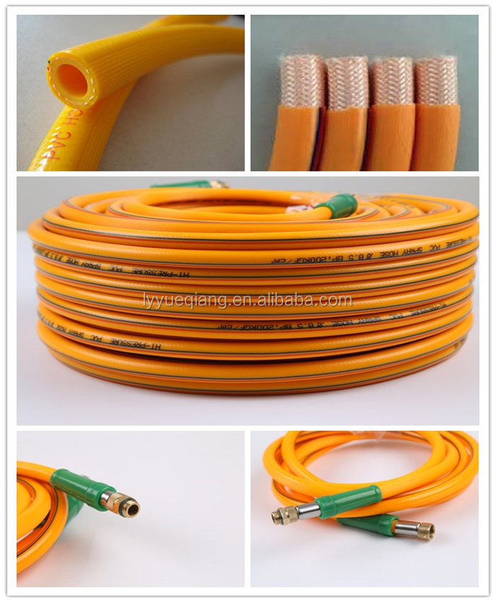 PVC material Agricultural Spray Hose Pipe