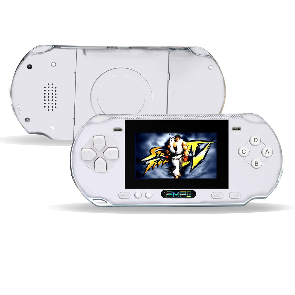 3.0 inch 32 bit PMP-2 built-in 10000 portable handheld digital pocket console games toy many classic games