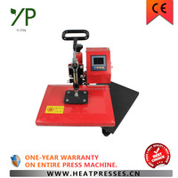 cheap heat press machine heat transfer picture fabric printing machine