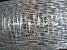 1/2 inch galvanized welded wire mesh