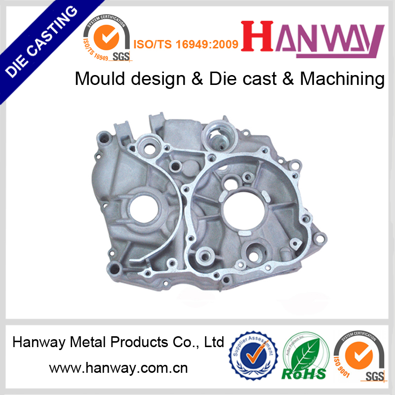 China manufacture/CNC machining aluminum parts /tvs motorcycle spare parts