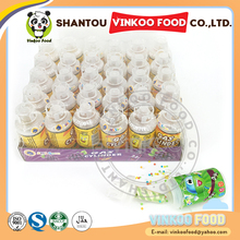 GasTank Shape Roll Fruit Lollipops Toy Bottle Candy