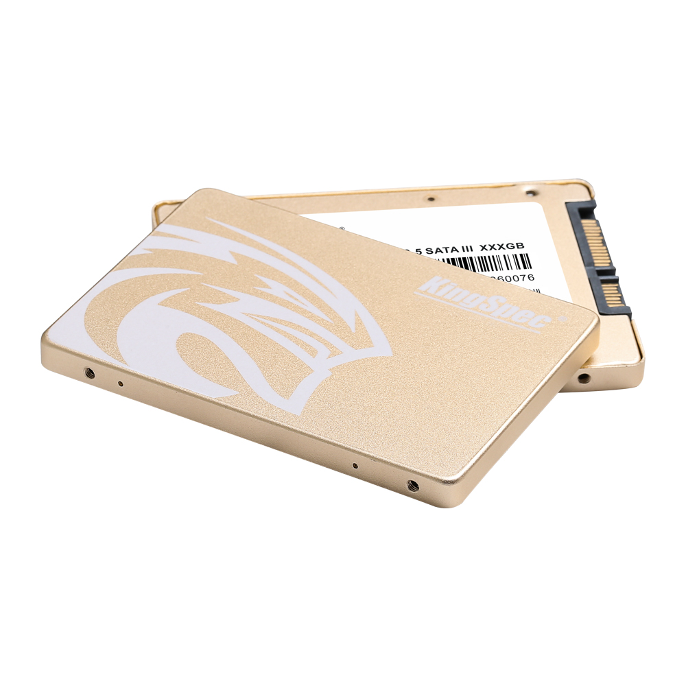 KingSpec Bulk 2.5 SATA Laptop Hard Drive SSD Disk 512GB MLC Internal Solid State Drive P3-512 Better than HDD 500GB for Desktop
