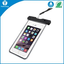 2017 New Product IPX8 Waterproof Mobile Phone Bag for iphone 7