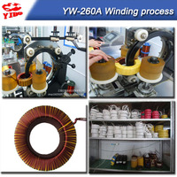 prompt delivery toroidal transformer automatic coil winding machine