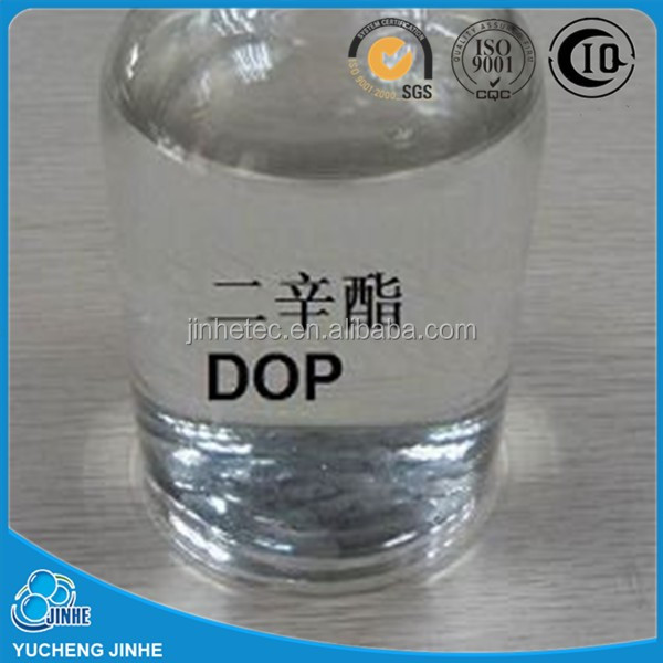 Low price PVC Industry dop chemical 99.5% Dioctyl Phthalate
