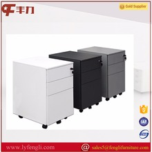 Factory supply drawer units movable steel models office filing cabinets