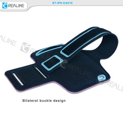 "Fashionable Neoprene Armband Cover For New Apple iPhone 6 4.7"" 5.5"""