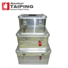 Aluminum transport case/alu box/aluminum storage case in different volume