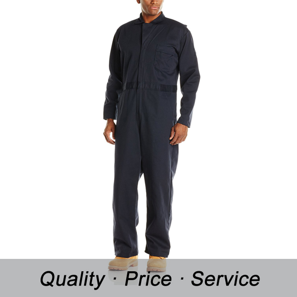 Gas Station Working Uniforms Fireproof Workwear Smock