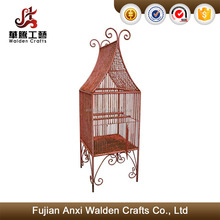 Fantastically elegant french metal bird cage parrot house pet cage