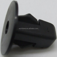 Hood Fender #12 Screw Size Grommet 95-99 Camry RAV4 Replace Lexus Toyota 90189-06065 M5.5 Screw Grommet Nut Fit 9mm Hole