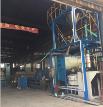Recycle Waste tire production Equipments
