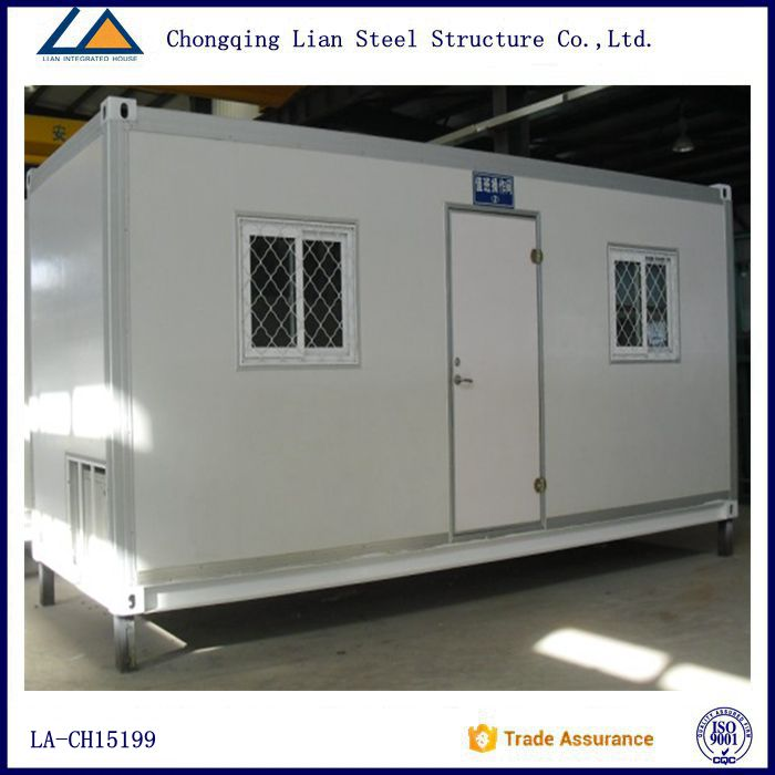 Beautiful Customized Container House Shipping From China To USA