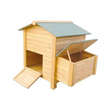 Outdoor Wooden Chicken Cages