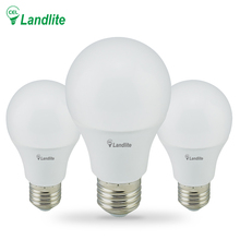 China Manufacturer Landlite LED Energy Saving Bulb Edison Lamp LED bulb lights