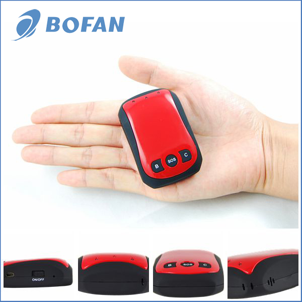 Bofan mini chip gps tracker for persons and pets