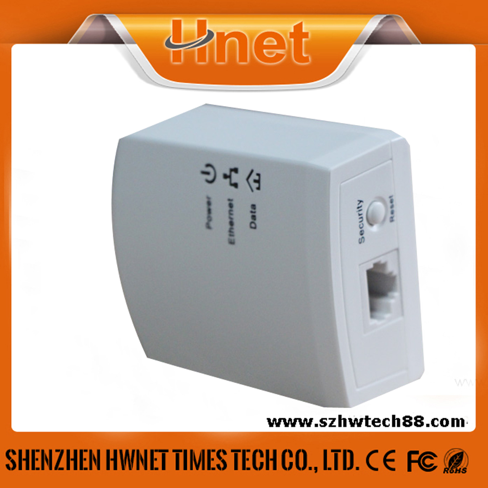 500Mbps wall mount Ethernet Powerline Adapter wireless wifi powerline plc module HW-PLC7420