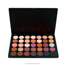 Private Label Makeup Tools Waterproof 35 Color Eyeshadow Palette