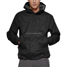 European brand name clothing men rain jacket waterproof jacket windbreaker jacket for winter apparel