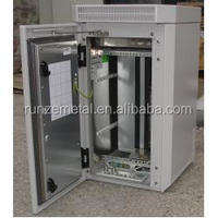 outdoor telecom cabinet wall mounted cabinet