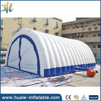 New style Huale inflatable tent/inflatable Ourdoor printing party tent,advertising tent,domes tent