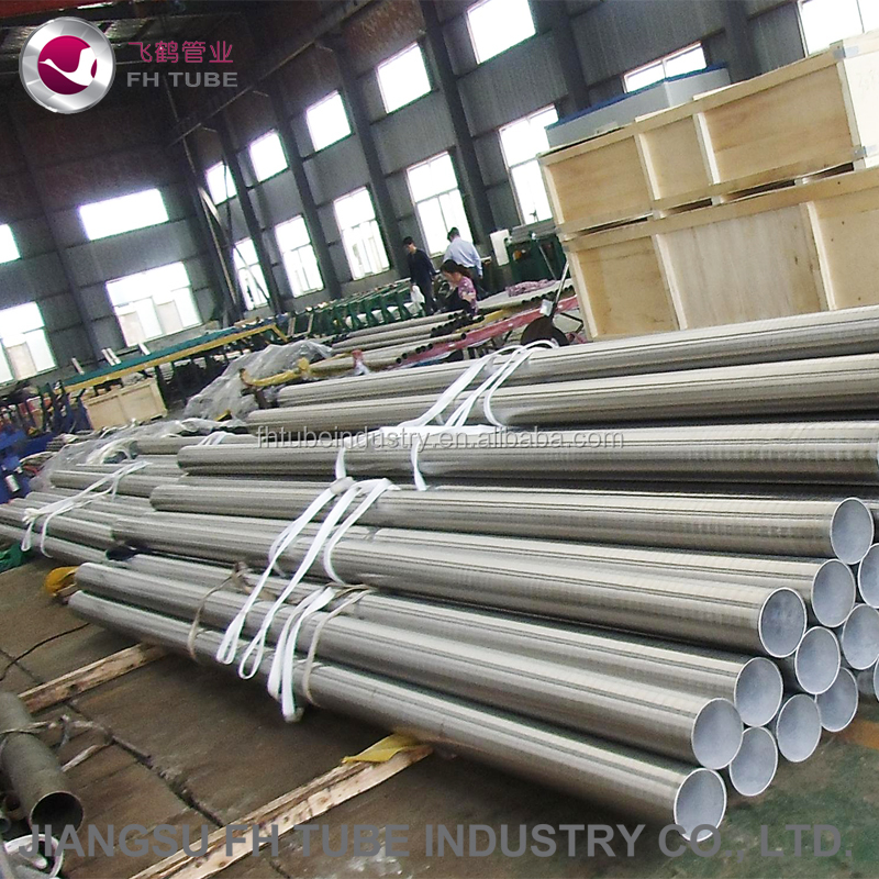grade TP304L stainless steel seamless tube/pipe