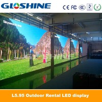 outdoor led display big xxx video screen