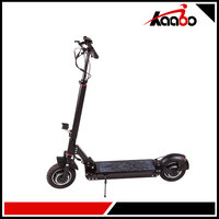 China Original 2000W Folding Electric Scooter With Patent Certificates