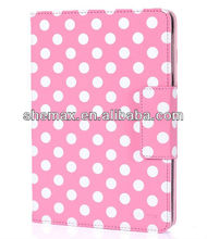 Wholesale China leather flip cover case for ipad mini guangzhou manufacturer