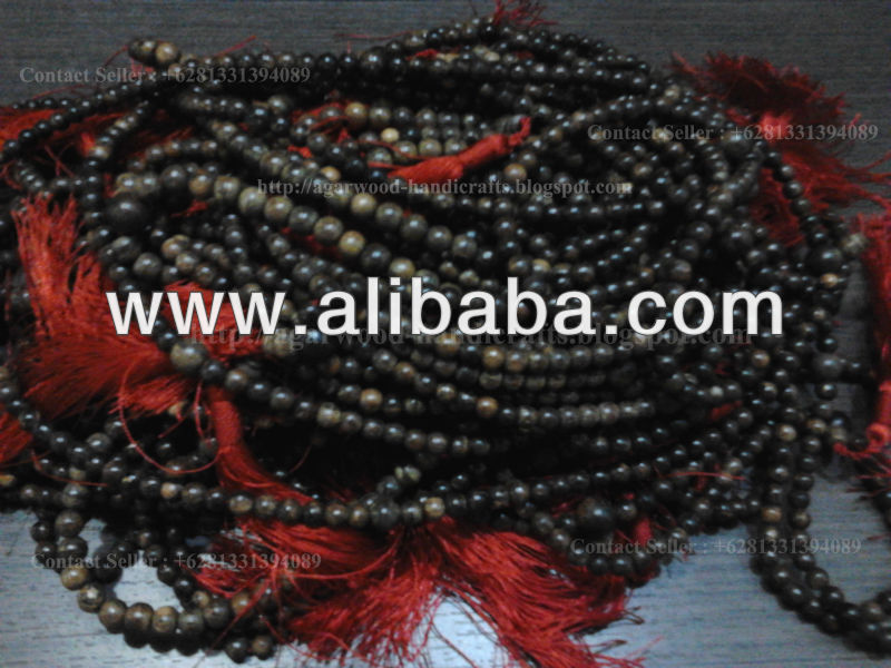 Agarwood Prayer Beads