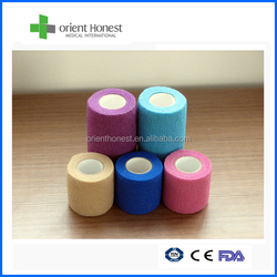 FDA approved high protective strong adhesive cohesive bandage