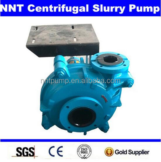 Heavy Duty Mineral Concentrate Mud Pump Exporter