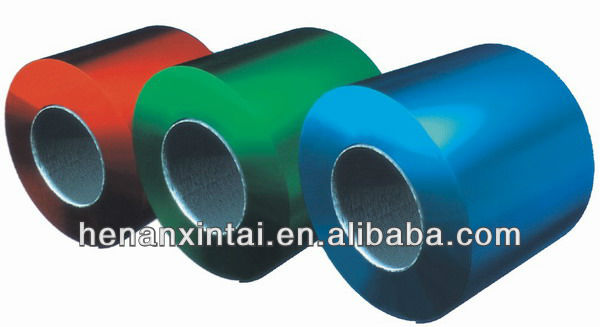 PE/PVDF Color Coated Aluminum Coil 1050 alloy-Henan xintai