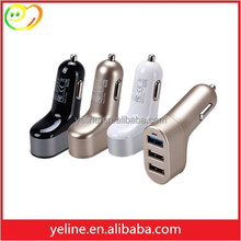 3 in 1 usb charger for iphone emergency car battery charger