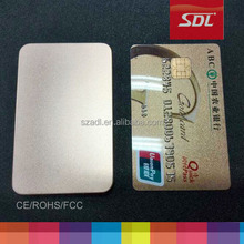 Mini credit card power bank 1500ma for Iphone samsung,silm Card size Portalbe charger,Ultrathin mobile power source better gift