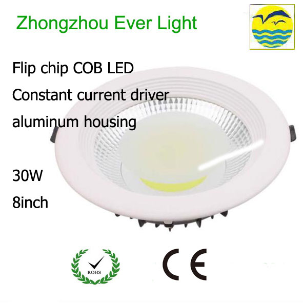 Cheap price high lumen cob led <strong>downlight</strong>/led light <strong>downlight</strong> frame