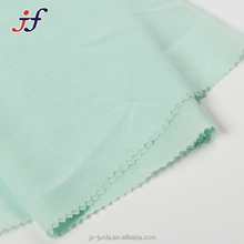 Wholesale China Trade 100% Polyester 100D Plain Ladies Chiffon Fabric Rolls for Garment