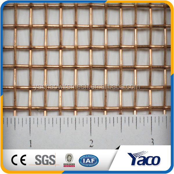 Top quality copper wire mesh, copper wire mesh for filtering gas and liquid
