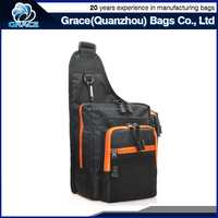 2016 wholesale polyester exquisite sport fishing tackle bag