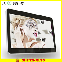 SH1503HD 15.6 inch HD wall mounted 15 inch android tablet pc