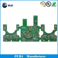 FR4 doubled sided PCB Electronic Circuit Boards Led pcba assembly in china