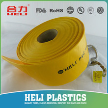 Light weight PVC lay flat irrigation hose,6 inch pvc irrigation lay flat hose,agriculture irrigation hose