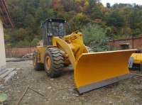 construction equipment tractor snow plow made in China