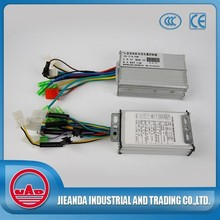 Electric tricycle 48v 600w motor controller with speed limit and reverse function